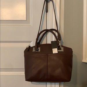 NWT Tignanello Leather purse